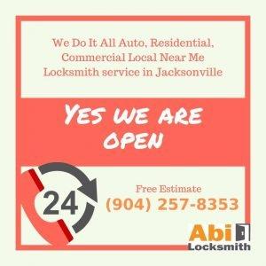How To Get Locksmith Service in Jacksonville, FL