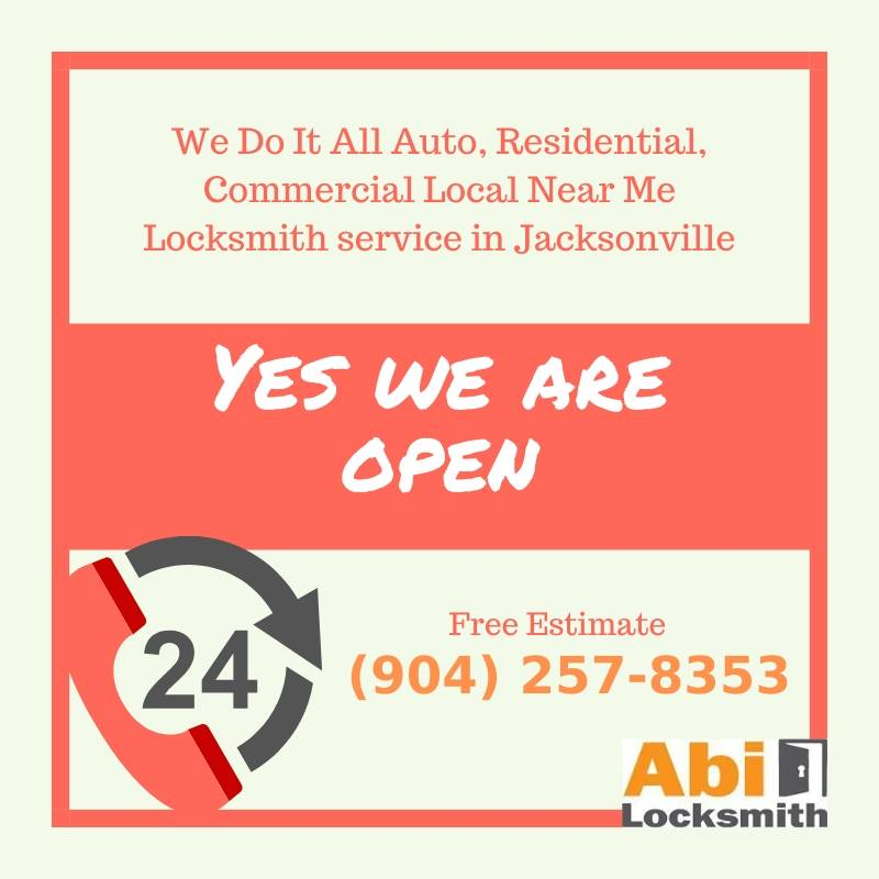 How To Get Locksmith Service in Jacksonville, FL