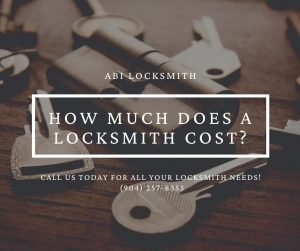 How Much Does a Locksmith Cost?